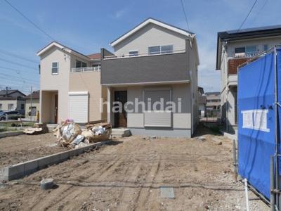 碧南第50春日町新築分譲住宅5号棟写真です。2021年8月撮影