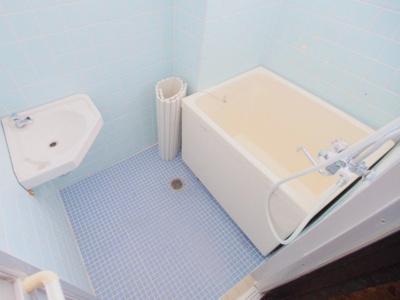 【浴室】サンコーポラス