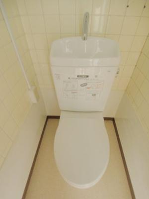 【トイレ】サンコーポラス