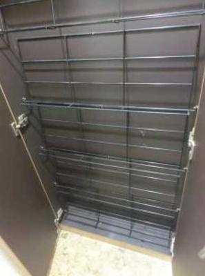 【設備】メゾンGO バストイレ別 室内洗濯機置場 オートロック