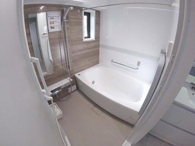 浴室暖房乾燥機付きユニットバス新調!