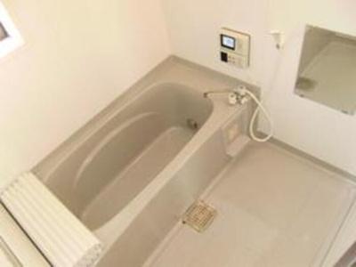 【浴室】ウィルモアシャトー B棟