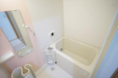 【浴室】ドエルコーポ織戸