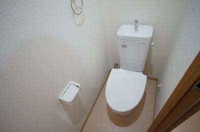 【トイレ】ドエルコーポ織戸
