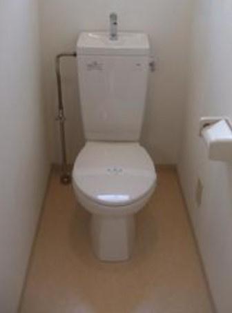 【トイレ】コスモスマンション