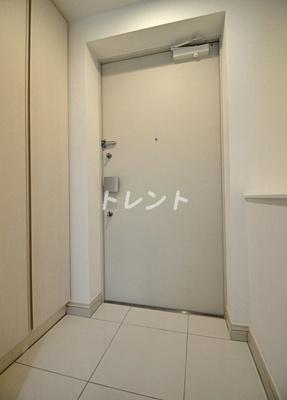 【玄関】アークマーク中野坂上