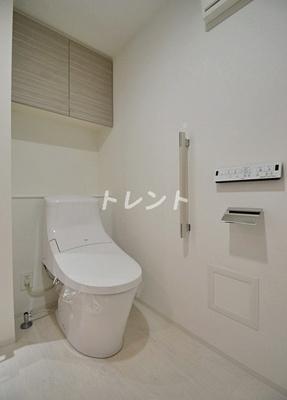 【トイレ】アークマーク中野坂上