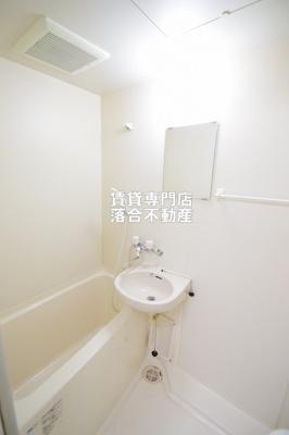 【浴室】キャッスルヒルズ