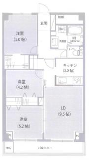東建検見川マンションB棟~イオンハウジングの不動産仲介~