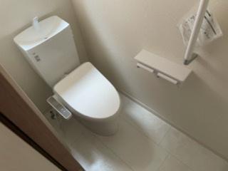 【トイレ】リーブルファイン白子