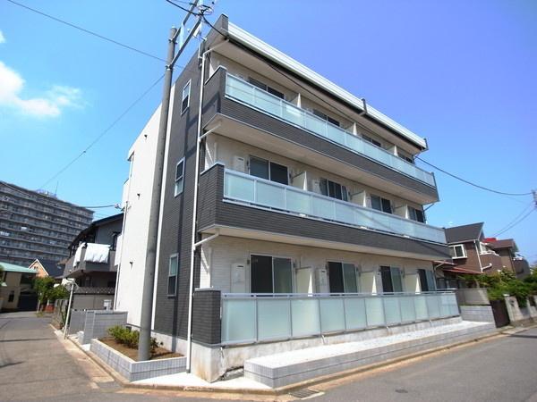 津田沼駅まで徒歩9分!