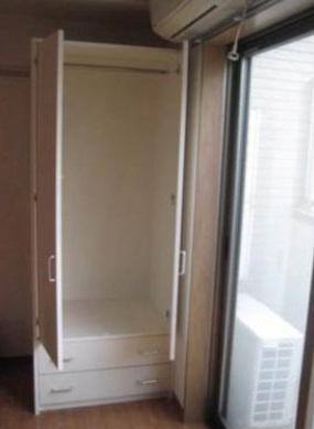 【収納】グラシュー・1 2面採光 浴室乾燥機 追炊 オートロック