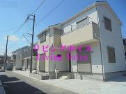 【仲介手数料0円】藤沢市打戻第6 新築一戸建て 全5棟の画像