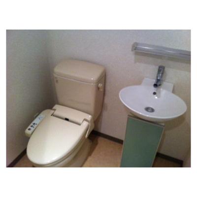 【トイレ】シンシティー板橋本町