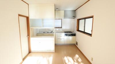 【キッチン】栄町2丁目貸家