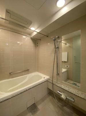 【浴室】ディアナガーデン西麻布