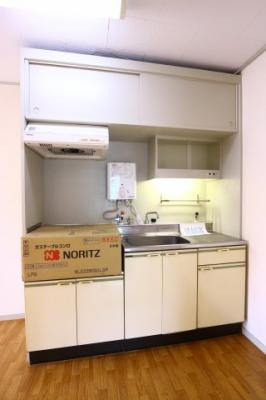 【キッチン】エクリート朝霧