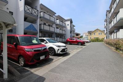 【駐車場】井吹東シティコート27号棟