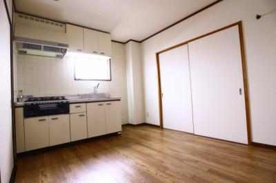 【居間・リビング】ファーストハウス