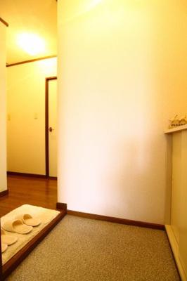 【玄関】ファーストハウス