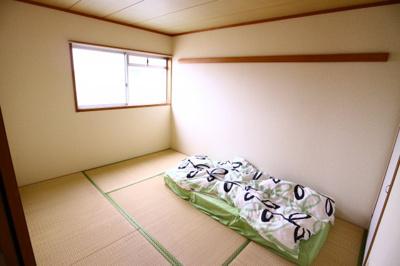 【寝室】ファーストハウス