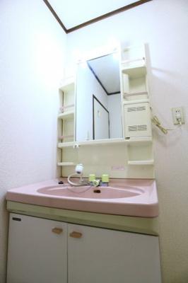 【洗面所】ファーストハウス