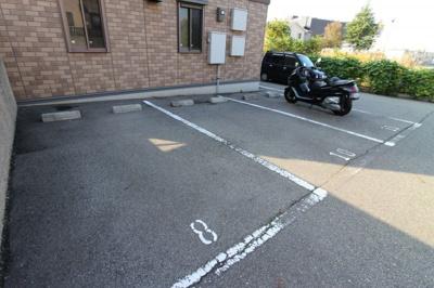 【駐車場】グランドソレーユ