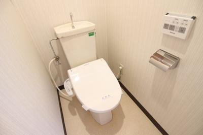 【トイレ】リバーハイツKANBEE