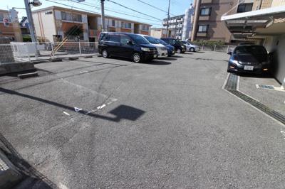 【駐車場】リバーハイツKANBEE