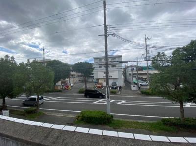 【展望】グランドメゾン池上Ⅱ