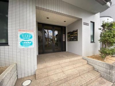 【エントランス】グランドメゾン池上Ⅱ