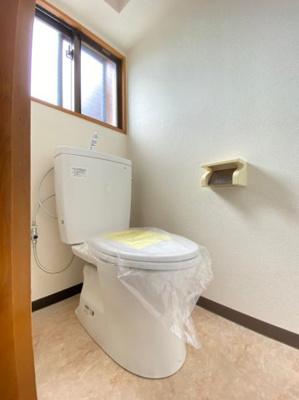 【トイレ】サン・アモーレ