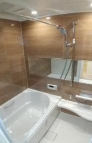 浴室乾燥機付きの浴室♪