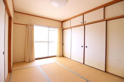 【和室】シティハイツ竹の台1号棟