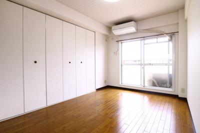 【寝室】セオコート高丸