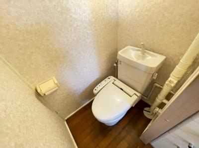 【トイレ】上高丸厚生年金住住宅
