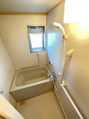 【浴室】上高丸厚生年金住住宅