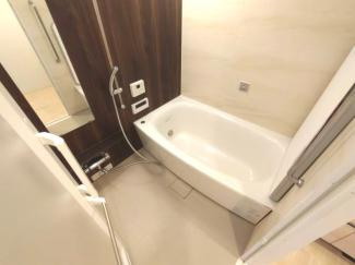 【浴室】プレサンスロジェ鳳公園