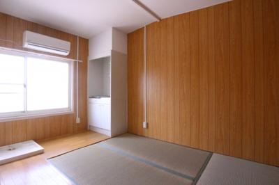 【寝室】第2太陽ハイツ