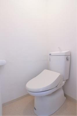 【トイレ】第2太陽ハイツ