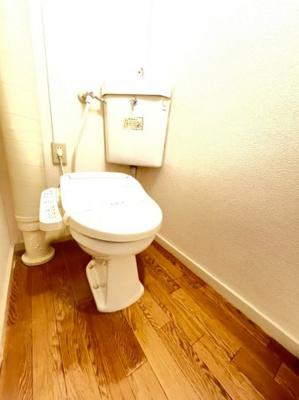 【トイレ】上高丸北住宅