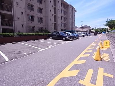 【駐車場】上高丸北住宅