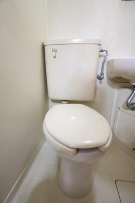 【トイレ】ヨコノビル
