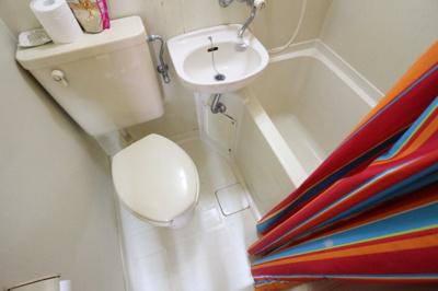 【浴室】ヨコノビル