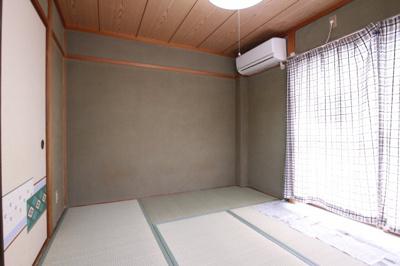 【寝室】ヨコノビル