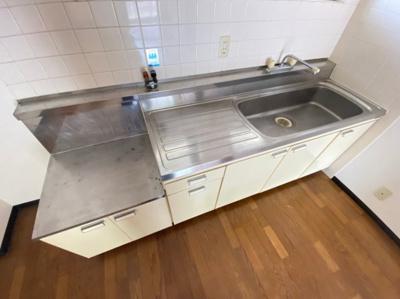 【キッチン】グランビュー塩屋