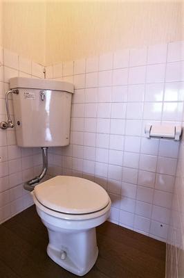 【トイレ】マンション青山台
