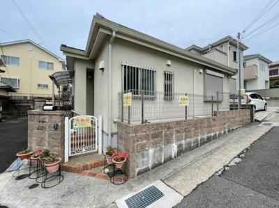 【外観】霞ヶ丘6丁目平屋