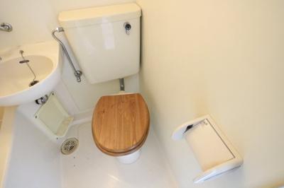 【トイレ】サニーパレス神陵台