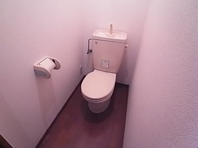 【トイレ】あさひ星が丘マンション